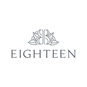 Eighteen logo